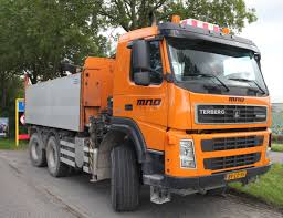 volvo big rig terberg of holland volvo t terberg trucks pinterest volvo