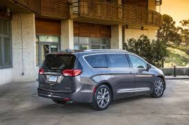 2018 chrysler pacifica review release date pricing and buying