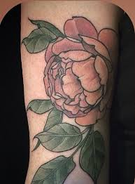 vintage flower tattoo by alice kendall design of tattoosdesign