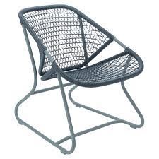 1960s Patio Furniture Fauteuil Sixties De Fermob 2 Coloris Decking And Patios