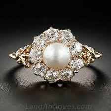 best pearl rings images Pearl wedding rings best photos cute wedding ideas jpg