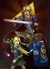twisted triforce by gatobob that u0027s an interesting concept zelda