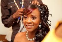 kenyan bridal hairstyles kenya weddings kenyaweddings on pinterest