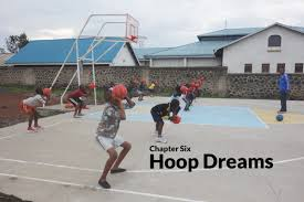 Congo     s Children Hoop Dreams
