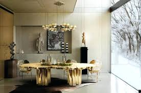 gold dining table set best italian interior designers furniture designers luxury style for