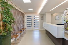 Doctor Clinic Interior Design Medical Clinic Architect Magazine Thaïs Geremia Arquitetura E