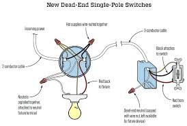 two pole light switch how to wire a single pole light switch large size of light switch