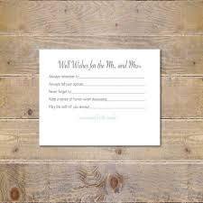 wedding well wishes cards guestbook bridal shower activity well wishes cards wedding