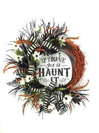 Halloween Wreaths Michaels by Diy Pottery Barn Inspired Halloween Wreath Tutorial Southern