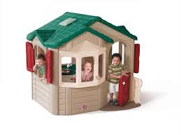 Step 2 Storybook Cottage Used by Plastic Playhouses The Best Playhouse Store