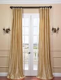 Silk Dupioni Curtains Biscotti Textured Dupioni Silk Curtains Drapes Dupioni Silk