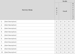 patient satisfaction survey patient satisfaction survey template