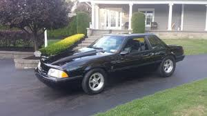 ford mustang 92 92 ford mustang lx 5 0 coupe for sale photos technical