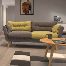 Two Seaters Sofa Ur602 F Urban Two Seater Sofa Dbi Furniture Solutions