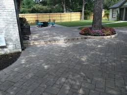 Paving Stone Patio To Remove Stains From The Paver Stone Patio