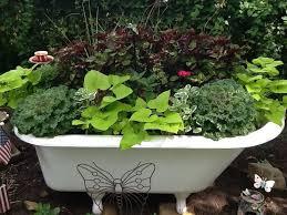 Outdoor Bathtubs Ideas Garden Design Garden Design With Fantastic Organic Gardening Tips