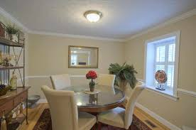 dining dining room paint colors with chair rail room color ideas