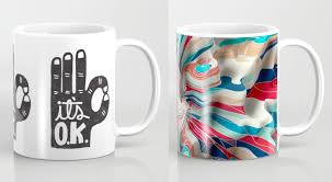 mug design bring it on 2017 coffee mugs from society6 design milk