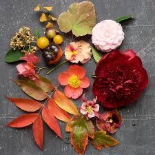 autumn flowers autumn flower centerpiece by kiana of tulipina design sponge