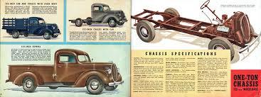 Vintage Ford Truck Brochures - lov2xlr8 no