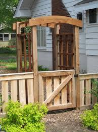 Fence Backyard Ideas by Best 20 Arbor Gate Ideas On Pinterest Yard Gates Garden Gates