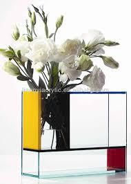 Acrylic Cylinder Vase 9