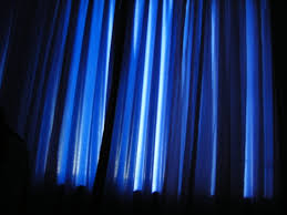 Lighting Curtains Light Blue Bedroom Curtains