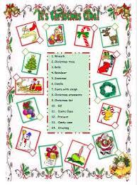 english corner christmas worksheets