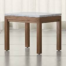 Marble Top Entryway Table Marble Tables Crate And Barrel