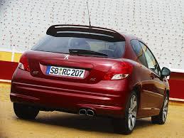 auto leasing peugeot peugeot 207 3 doors specs 2009 2010 2011 2012 autoevolution
