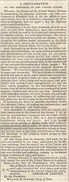 president abraham lincoln fasting and prayer 1863