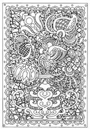 free coloring coloring drawing flower colouring