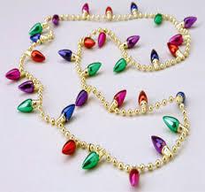 bulb necklace