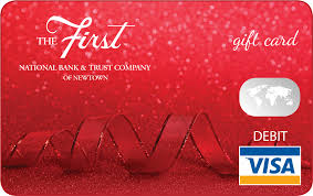 bank gift cards visa gift cards national bank of newtown