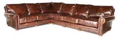 kingston deep leather sectional leather creations furniture