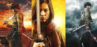 film laga jepang terbaru inilah tak eren mikasa armin dan banyak karakter baru untuk