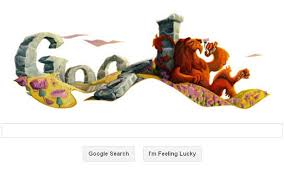 new google homepage design st andrew s day celebrated with new google doodle telegraph