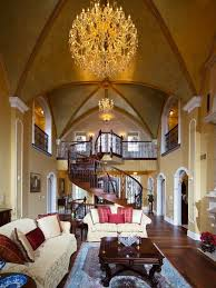Chandelier For Cathedral Ceiling 54 Living Rooms With Soaring 2 Story U0026 Cathedral Ceilings