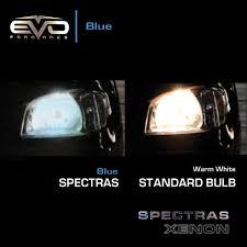 cipa 93393 evo formance spectras xenon h3 u2013 blue halogen bulbs