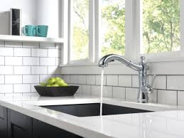Bathroom Delta Cassidy Faucet High by Bathroom Delta Cassidy Faucet High Flow Rate Kitchen Faucets