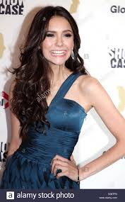 nina dobrev the 25th gemini awards at the winter garden theatre
