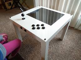 Ikea Game Room by Pik3a The Raspberry Pi 3 Ikea Retro Gaming Table Element14