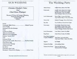 wedding reception program wedding reception program template shatterlion info