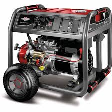 generac 6500 13 hp part manual briggs and stratton 7000 watt gas powered portable generator with