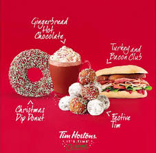 tim hortons behold our menu available