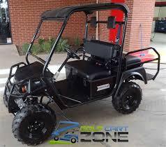 bad boy buggies recoil is black golf cart zone