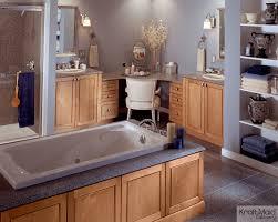 Bathroom Cabinets Built In Built In Bathroom Vanity Bathroom Contemporary With Bath Built In