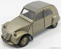 citroen 2cv norev 181497 scale 1 18 citroen 2cv a cabriolet closed roof 1950