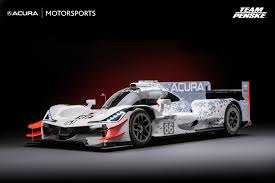 acura supercar 2017 nsx u201cdream project u201d and acura motorsports excellence on display at