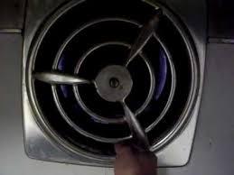 vintage nutone kitchen wall exhaust fan vintage 1950 s nu tone exhaust fan youtube